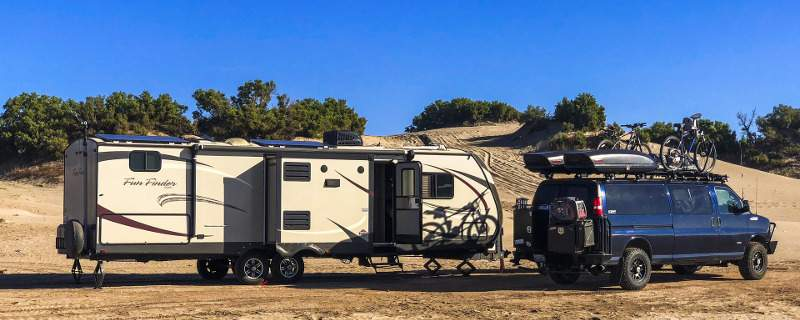 Soaring RV Popularity Drives Record Sales