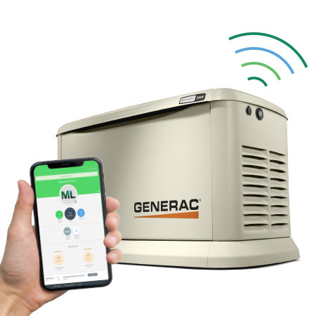 Generac Wireless Mobil Link and Mobile Link Phone App