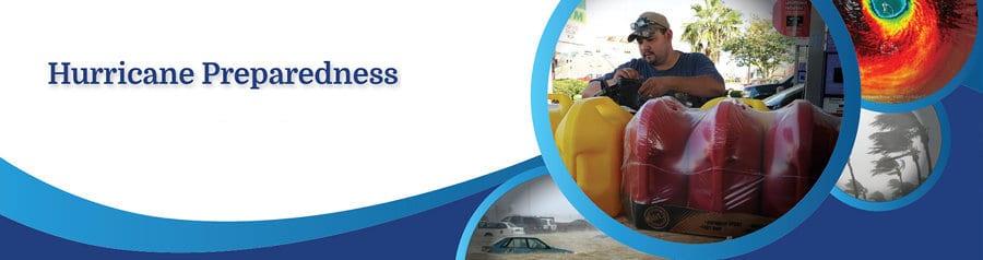 Hurricane Preparedness Banner - preparedness week