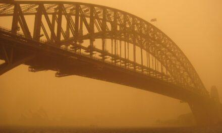 Saharan Dust Cloud Dampens Tropical Activity—For Now