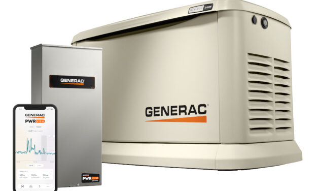 New 24kW Generac Guardian Generator