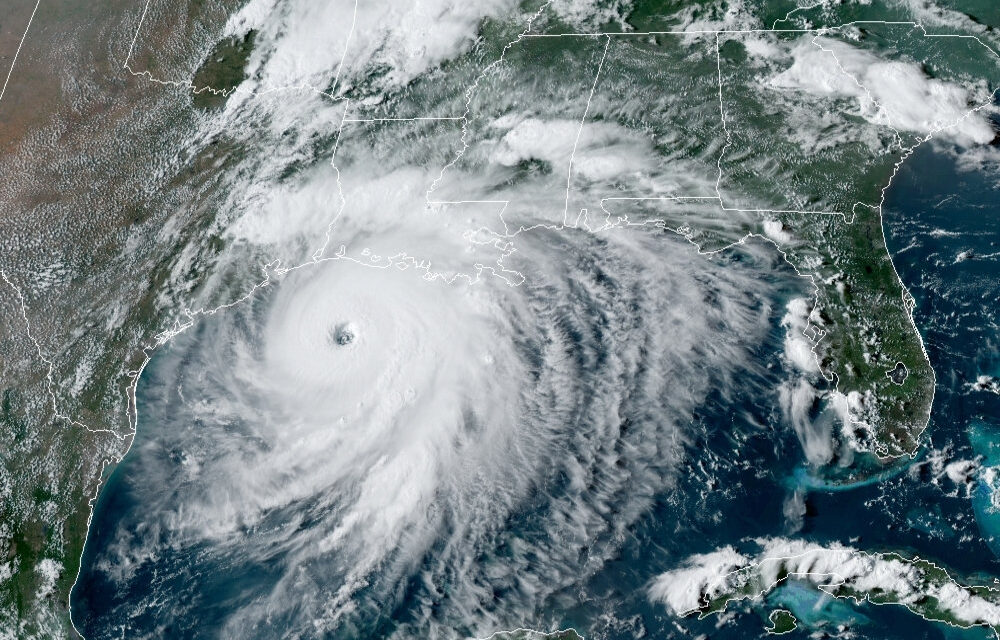 Devastating Hurricane Laura Hits Louisiana & Texas with 150 MPH Winds and Flooding