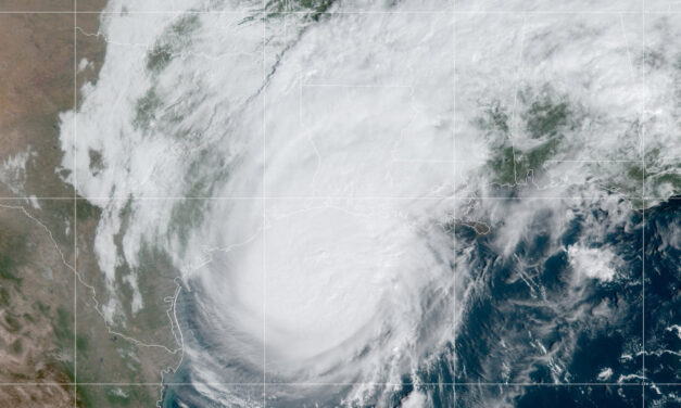 Hurricane Delta—Louisiana's Fourth 2020 Storm