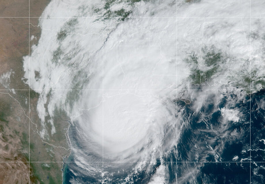 Hurricane Delta—Louisiana's Fourth 2020 Storm