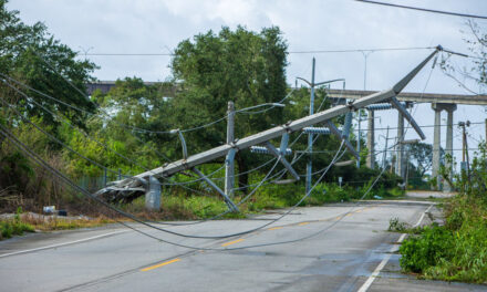New Orleans & SE Louisiana Face Weeks Without Power After Hurricane Ida